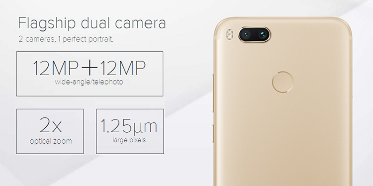 Xiaomi Mi A1 Global Version 4Gb/64Gb (Gold)